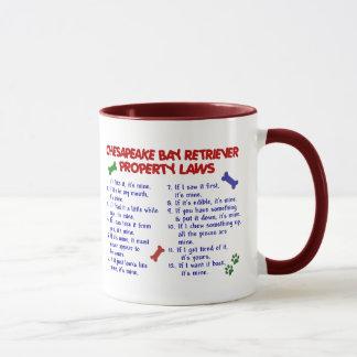 Mug Lois 2 de propriété de RETRIEVER DE LA BAIE DE