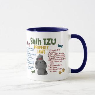 Mug Lois 4 de propriété de Shih Tzu