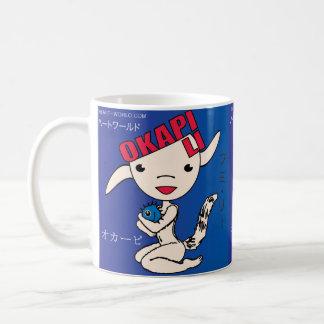 Mug L'okapi Li boude