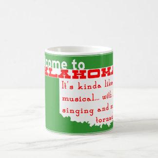 Mug L'Oklahoma