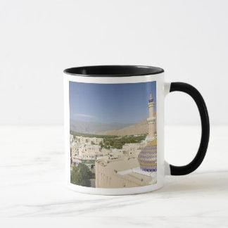 Mug L'Oman, montagnes occidentales de Hajar, Nizwa.