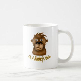 Mug L'oncle du singe