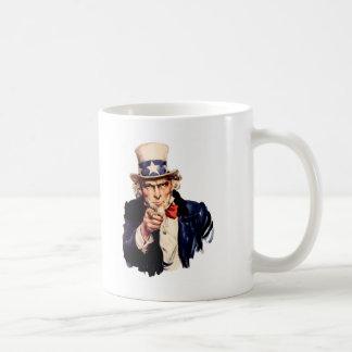 Mug L'Oncle Sam vous veut !
