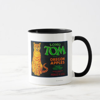 Mug Longue caisse LabelMonroe de Tom Apple, OU