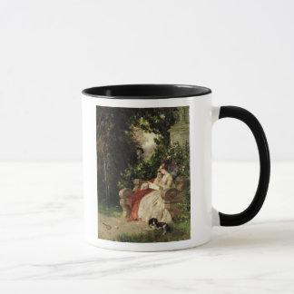 Mug L'oreille indiscrète, 1868