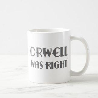 Mug l'orwell était exact