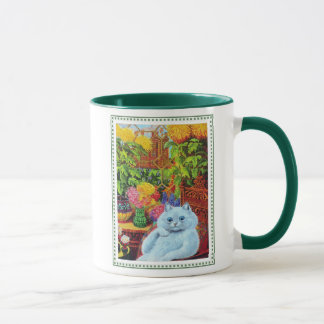 Mug Louis Wain - le chat anthropomorphe
