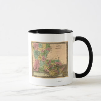 Mug LouisianaPanoramic MapLouisiana