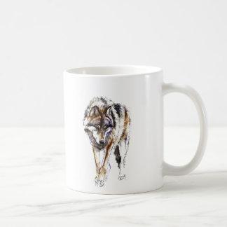 Mug Loup européen