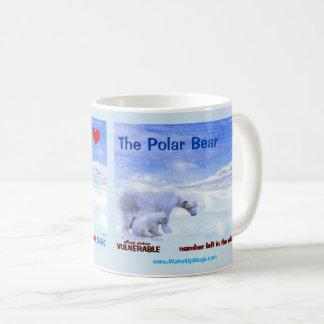 Mug L'ours blanc mis en danger -
