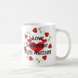 Mug LoveHearts-Autisme
