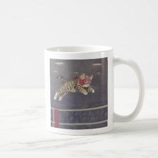 Mug luchador Kitty