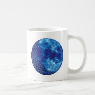 Mug Lune bleue celtique