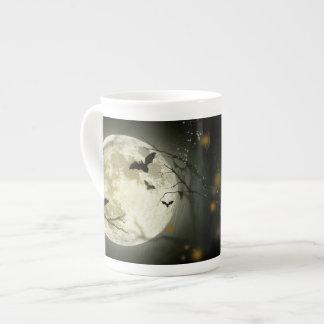Mug Lune de Halloween - illustration de pleine lune