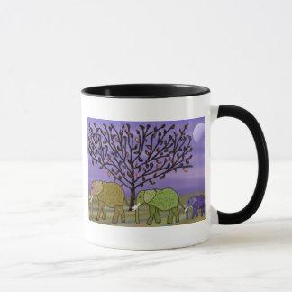 Mug Lune d'éléphant