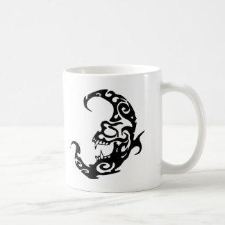 Mug Lune tribale de mal de tatouage