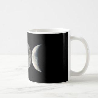 Mug lune triple