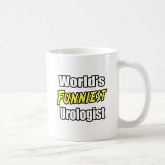 Mug L'urologue le plus drôle du monde