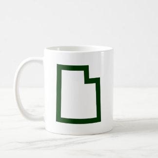 Mug L'Utah (un vert et un pourpre)