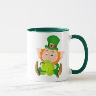 Mug Lutin du jour de St Patrick heureux