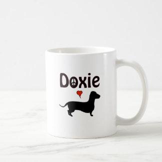 Mug luv de doxie