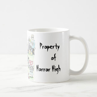 Mug Lycée d'horreur