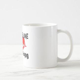 Mug Ma ligne de vie ping-pong folâtre des conceptions
