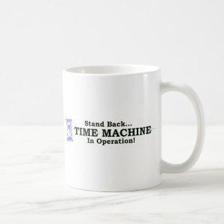 Mug Machine de temps