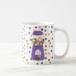 Mug Machine pourpre de Gumball