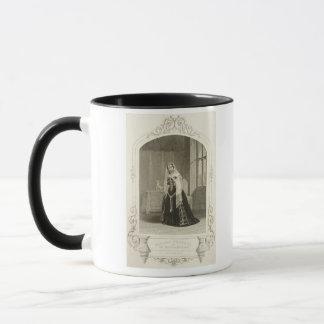 Mug Madame Celeste en tant que princesse Katherine, Sc