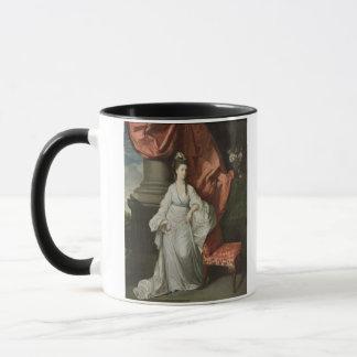 Mug Madame Grant, épouse de monsieur James Grant, BT.,