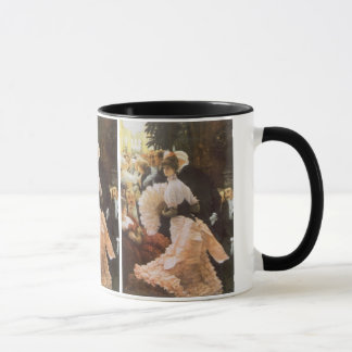Mug Madame politique par James Tissot, cru victorien