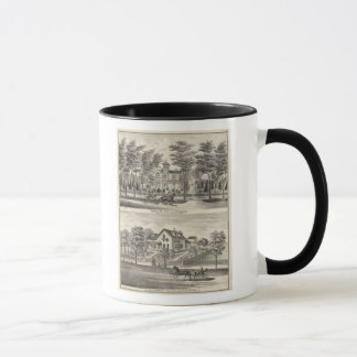 Mug Maddox, résidences de Knox