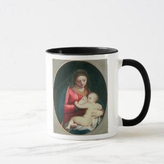 Mug Madonna et enfant, 1598