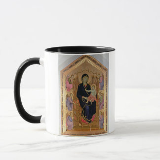 Mug Madonna et enfant (Rucellai Madonna) 1285 (tempera
