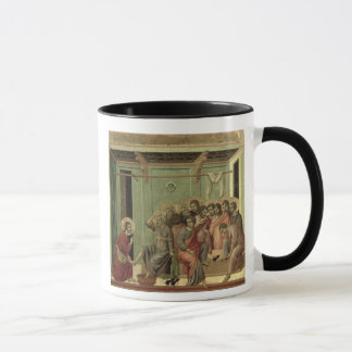 Mug Maesta : Le Christ lavant les pieds des disciples
