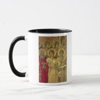 Mug Maesta : Saints, 1308-11