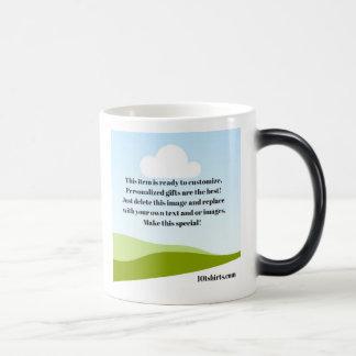 Mug Magic 10tshirts.com morph la tasse. Le plus bas prix sur