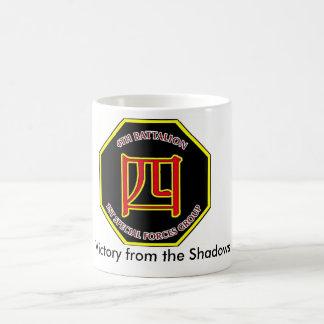 Mug Magic 4ème Bataillon, ęr groupe de forces spéciales