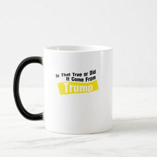 Mug Magic A fait il viennent de l'atout drôle