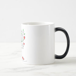Mug Magic Arbre des coeurs