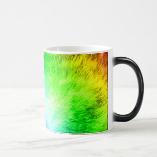 Mug Magic Arc-en-ciel velu