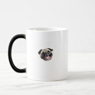 Mug Magic Arrêtez Pugging je les cadeaux drôles de chien de
