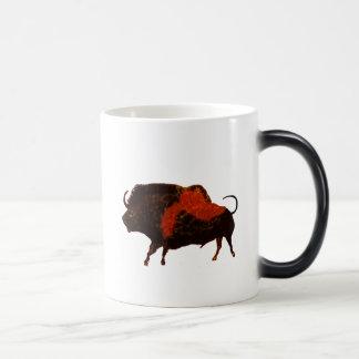 Mug Magic Bison de Lascaux