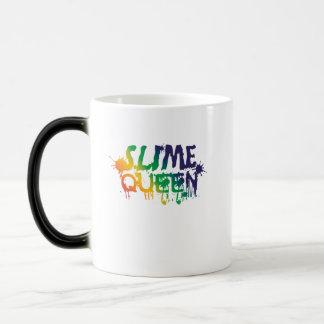 Mug Magic Boue de la Reine de boue effectuant des livraisons