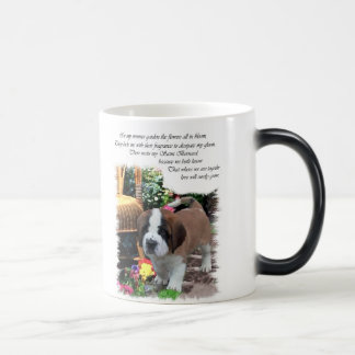 Mug Magic Cadeaux d'art de St Bernard