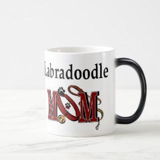 Mug Magic Cadeaux de MAMAN de Labradoodle