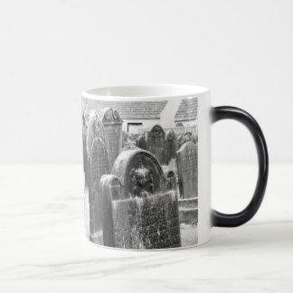 Mug Magic Cimetière fantomatique hanté