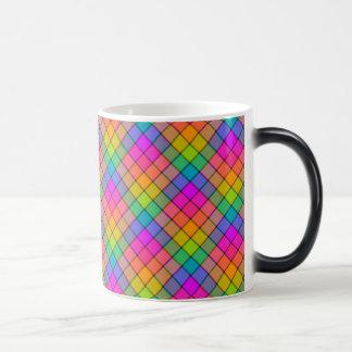 Mug Magic Créez votre propre guingan d'arc-en-ciel