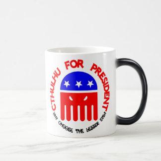 Mug Magic Cthulhu pour le président